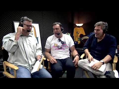 The Drill with guest Petros Papadakis (Sept 13, 2018)