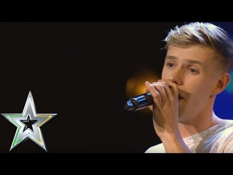 Steve Barry performs a classic al number  Auditions Series 1  Ireland&39;s Got Talent
