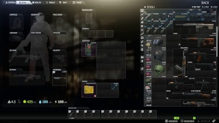 [eft] Escape from Tarkov...