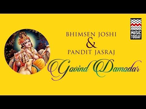 Govind Damodar Bhajans On Lord Krishna | Audio Jukebox | Vocal | Devotional | Bhimsen Joshi