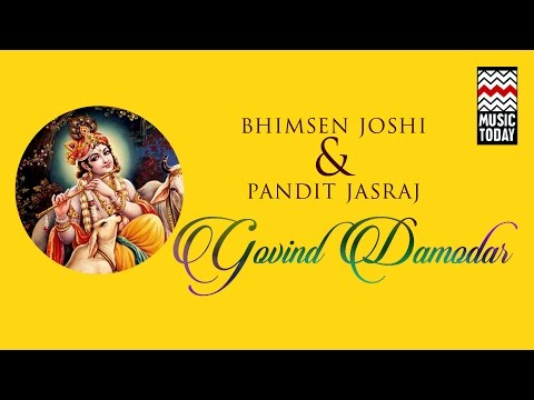 Govind Damodar Bhajans On Lord Krishna   Audio Jukebox   Vocal   Devotional   Bhimsen Joshi