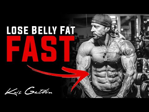 ��️‍♂️How to Lose Stomach Fat Fast!