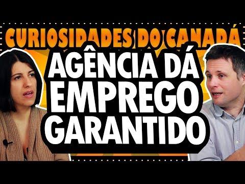 AGÊNCIA OFERECE EMPREGO GARANTIDO NO CANADÁ - CANADÁ DIÁRIO RESPONDE #52
