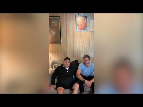 Batistuta dijo que no acompañará a Maradona en Gimnasia