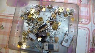 Золото из двух килограммовой посылки