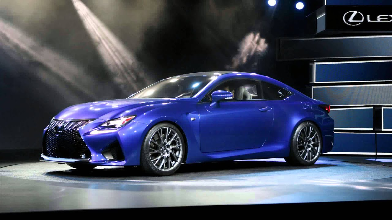 2015 lexus is f