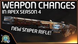 Apex Legends - MAJOR Weapon Meta Changes in Season 4 Explained