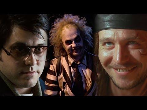 Top 10 Unrecognizable Actors in Movies