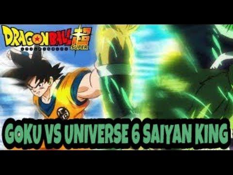 dragon ball super universe 6 saiyan king