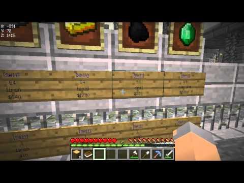 小橘的《Minecraft》系列'EP.0監獄伺服器介紹(爸~媽~我被關啦!! - YouTube
