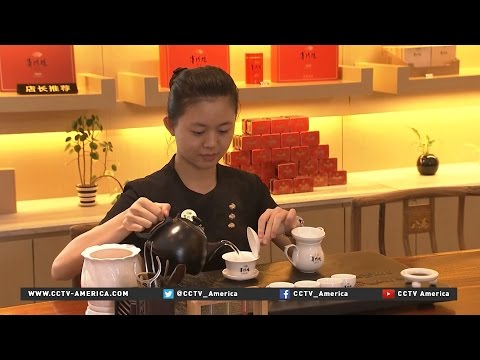 "China's ""Tea Capital"" is trying to revitalize global business."
