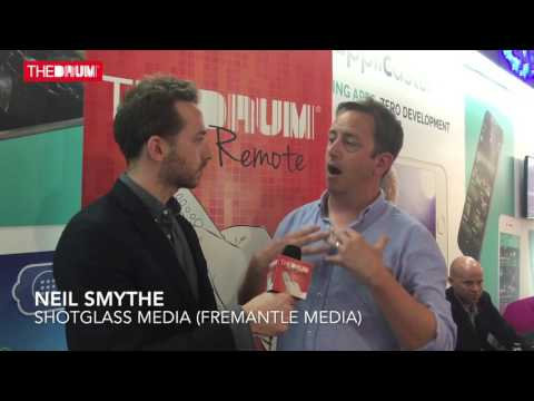 MIPTV 2016: Shotglass Media's Neil Smythe on The Football Republic