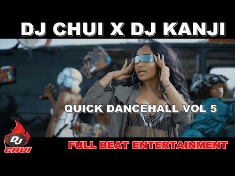 DJ CHUI X DJ KANJI - NEW/HOT 2018 DANCEHALL (VIDEO MIXTAPE