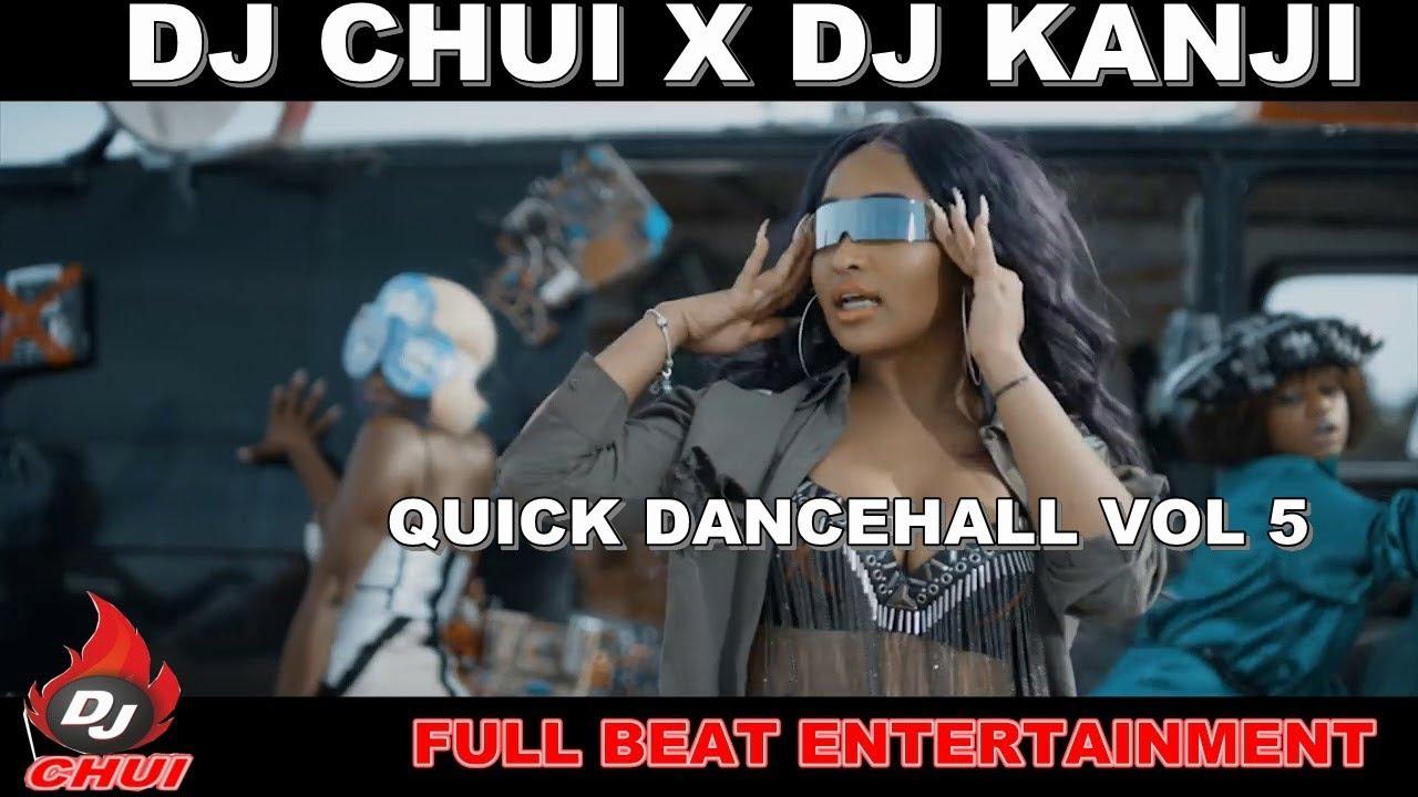 DJ CHUI X DJ KANJI - NEW/HOT 2018 DANCEHALL (VIDEO MIXTAPE) intro