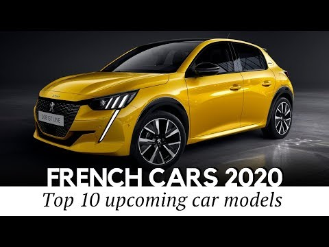 10 New French Cars That Received Elegant Styling And Revised Prices For 2020