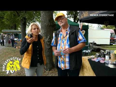 Bild: Tag der offenen Tür Muenchen Riem - Interview mit Dieta Glasneck-Eiwan von MenschUndTier.de