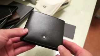 Mont Blanc 11cc Mens Bi-Fold Wallet - Review