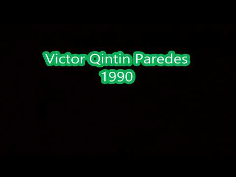 Victor Quintin Paredes Out of Nowhere