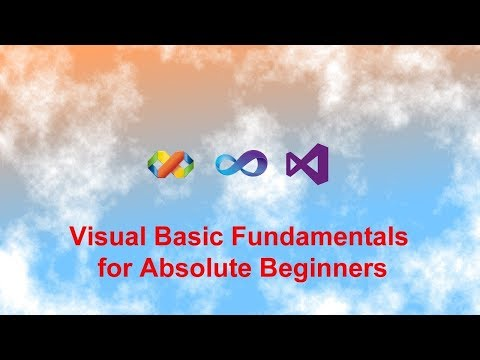 Visual Basic Fundamentals For Absolute Beginners - Coding Arena