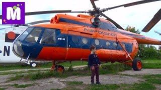 Киев День#3 лазим в самолетах вертолетах кушаем в буфете Ашан катаемся на машинке по ТРЦ Ocean Plaza