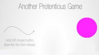 Another Pretentious Game Walkthrough