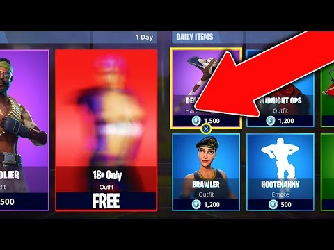 *WARNING* do not go to the fortnite item shop at 3am ...