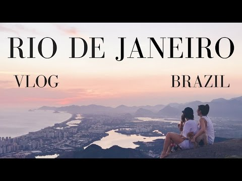 TRAVEL VLOG  RIO DE JANEIRO