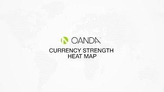 OANDA | Currency Strength Heatmap