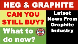 What next in HEG Ltd & Graphite India - can you still buy these stocks? | Fantastic Nifty