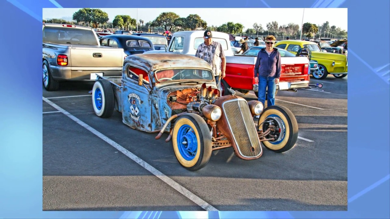 Long Beach Vets Stadium Great Car Show Once A Month By John Anderson Sr