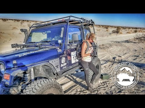 Yeti and Yolo 2001 Jeep Wrangler TJ Rig Walk Around