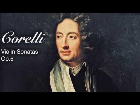Corelli - Violin Sonatas Op.5 / Follia Variations (Century's Recording : Trio Sonnerie/Nigel North)