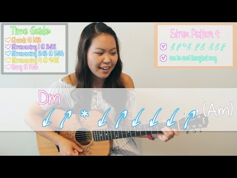 """Delicate"" - Taylor Swift EASY Guitar Tutorial [Chords/Strumming/Cover] (No Capo!)"
