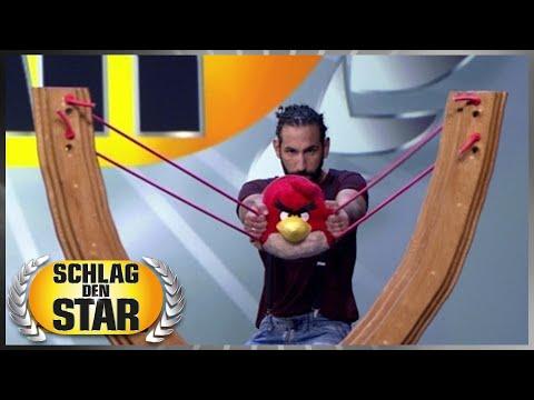 Spiel 4 - Angry Birds - Schlag den Star