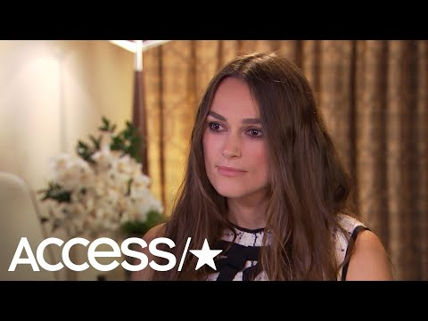 Keira Knightley Shades The Media For Sensationalizing Her Comments On Kate Middleton: 'Read The Whol