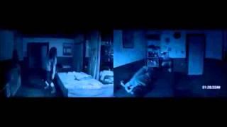 Actividad Paranormal 0 - caminata chistosa xD