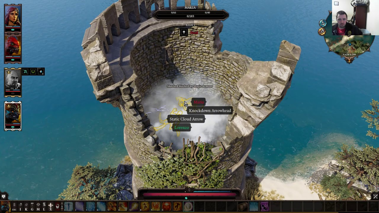 Divinity Original Sin 2 *DE* - Ep 12 - Trying To Level Up - YouTube