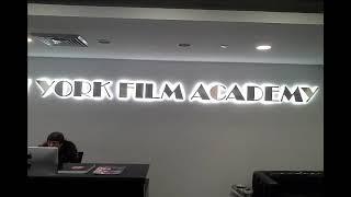 Нью-Йорк (NY), киношкола (NYFA, New York Film Academy) / Путешествия с Эдом