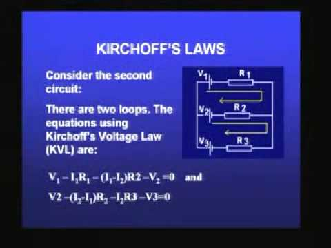 4 Some Useful Laws in Basic Electronics 1