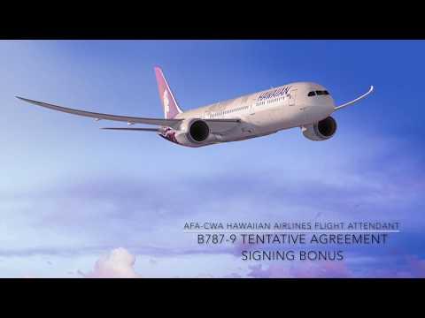 787 Roadshow: Signing Bonus