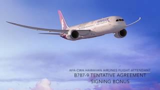 Signing Bonus B787-9TA