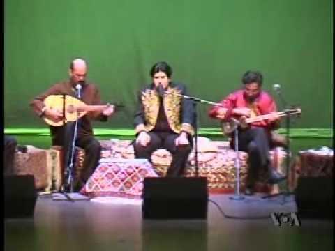 VOA on Raz o niaz ensemble and Salar Aghili 2010 Tour