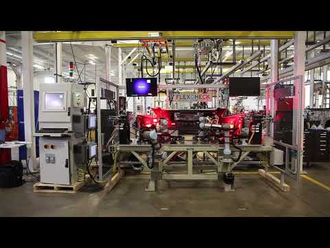 Collaborative Robot Vision Inspection
