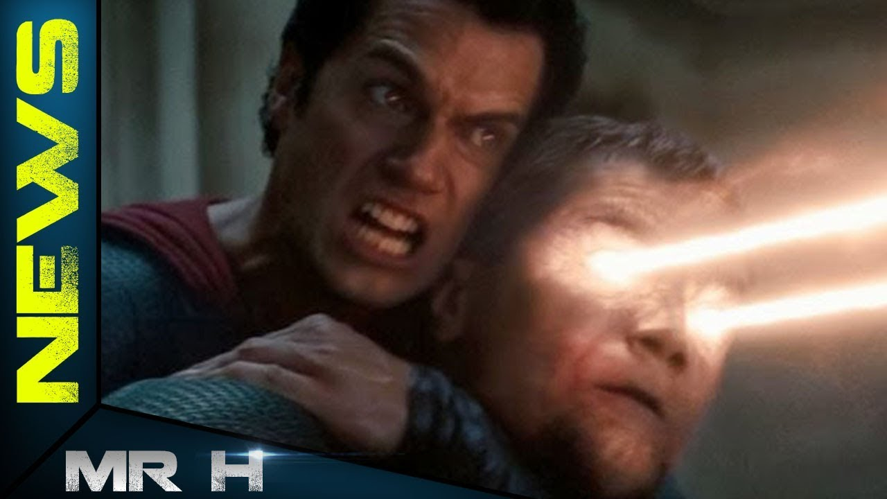 Man Of Steel 2 Would Explain The Impact Of The Zod Scene