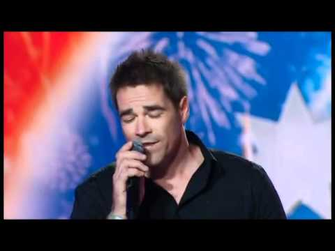 Australia's Got Talent 2011 - Stuart Biggins (Unbelievable)