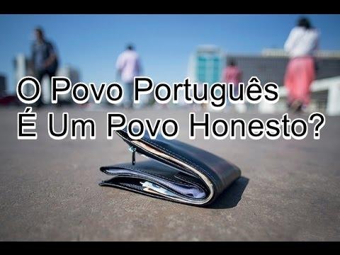 O POVO PORTUGUÊS É UM POVO HONESTO? | CLG PORTUGAL