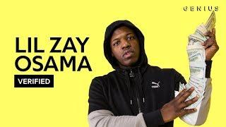 "Lil Zay Osama ""Changed Up"" Official Lyrics & Meaning | Verified"