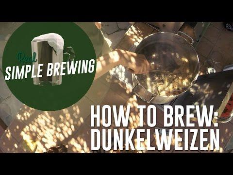 How to Brew: Dunkelweizen