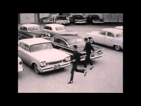 Early 60s Houston Juvenile Delinquency film clips