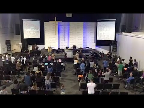 Youth activated in fervent prayer! | Love SF 24/7
